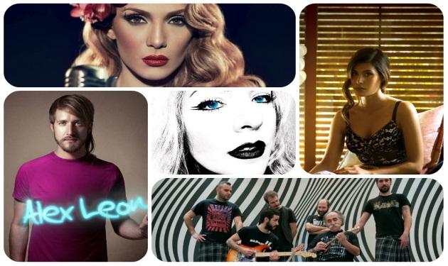 Αυτοί είναι και επίσημα οι  υποψήφιοι  για την φετινή Eurovision! | tlife.gr