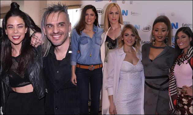 Eurovision 2015: Η βραδιά του ελληνικού τελικού και όσα δήλωσαν οι παρουσιάστριες στο TLIFE!   tlife.gr