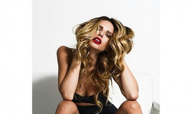 Η Έβελυν Καζαντζόγλου τρέλανε το instagram με την σέξι πόζα της! Φωτό