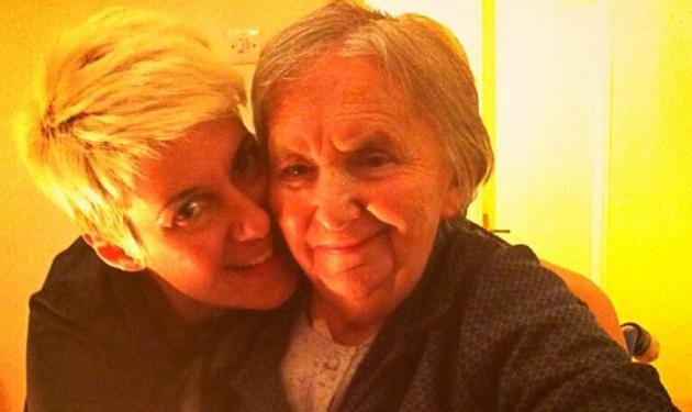 """Εύη και Μαρία Φραγκάκη: """"Έχασαν"""" τη γιαγιά τους – Τα συγκινητικά μηνύματα στο twitter"""