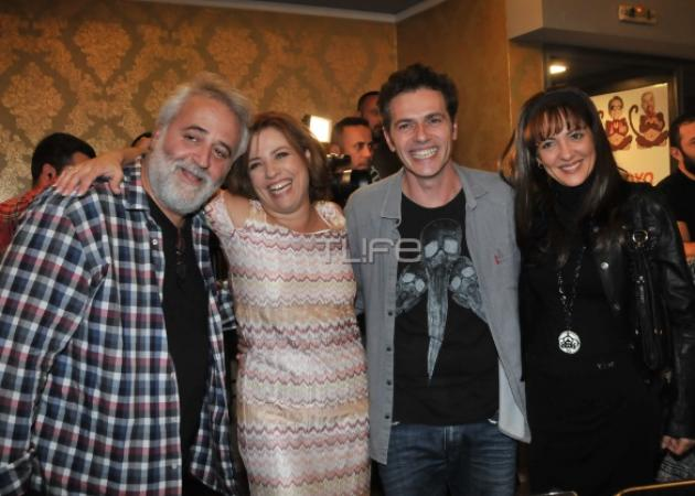 Eπίσημη πρεμιέρα για το «Εξοχικό»! Οι διάσημοι που την παρακολούθησαν! [pics] | tlife.gr