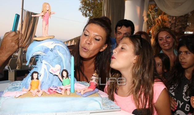 Β. Μπάρμπα: Γιόρτασε στο Yolo  τα γενέθλια της κόρης της Φαίδρας! Φωτογραφίες