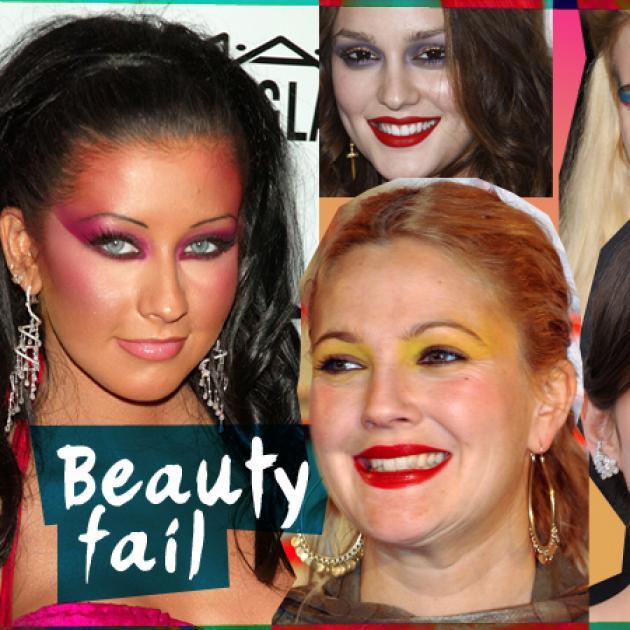 Beauty fail! 6 τραγικά παραδείγματα… κακοφορεμένης σκιάς!