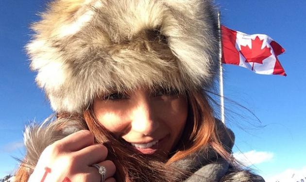 Γωγώ Φαρμάκη: Η επίσημη πρόταση γάμου στο ταξίδι της στον Καναδά