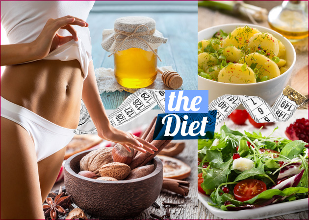 Γρήγορη δίαιτα: Χάσε έως και 8 κιλά σε ένα μήνα με ένα εύκολο μενού αδυνατίσματος! | tlife.gr