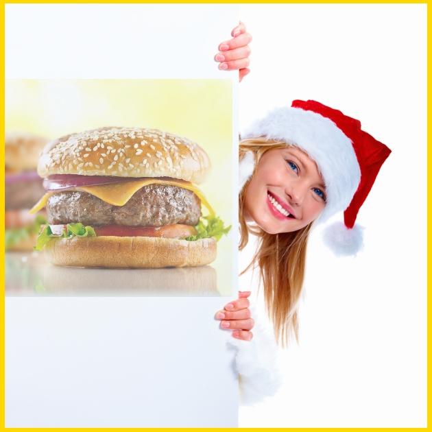 Xmas Fit Tips! 13 Ημέρες για τα Χριστούγεννα… Μην υποκύψεις στο fast food! | tlife.gr