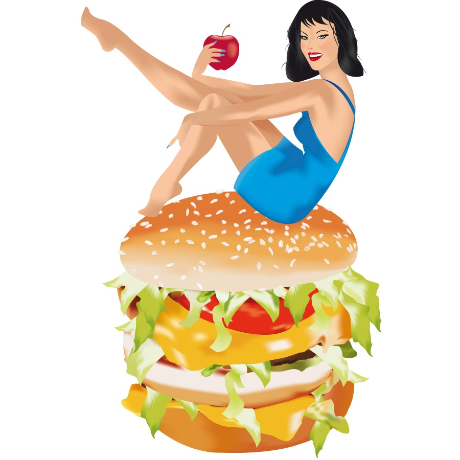 Η επίθεση του γιγαντιαίου burger… το λίπος που σκοτώνει τον εγκέφαλό σου | tlife.gr