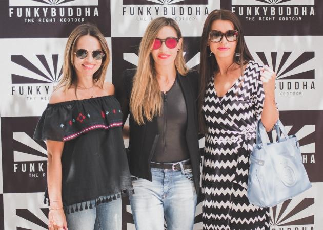 Εγκαίνια με celebrities και μουσική για το Funky Buddha στη Γλυφάδα! Φωτογραφίες | tlife.gr