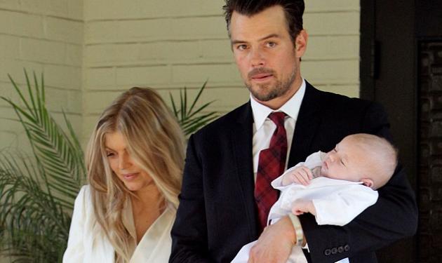 H Fergie και ο σύζυγός της Josh Duhamel βάφτισαν τον γιο τους, Αxl! | tlife.gr
