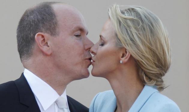 Το album του πολιτικού γάμου του Αλβέρτου και της Σαρλίν!   tlife.gr