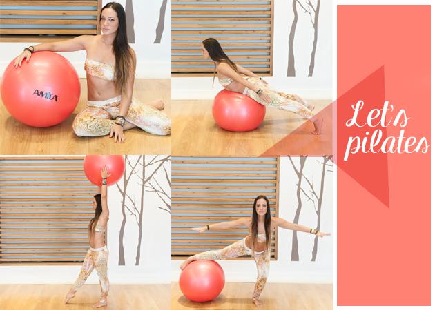 Ασκήσεις με μπάλα! Το μυστικό για να αποκτήσεις επίπεδη κοιλιά… | tlife.gr