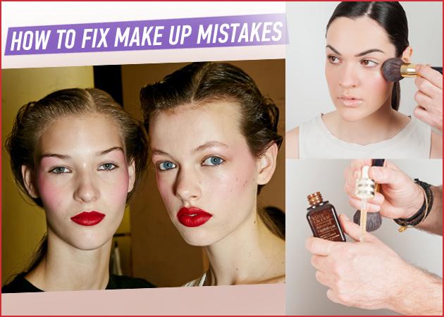 Έβαλες παραπάνω ρουζ και κατέστρεψες το μακιγιάζ σου; Πώς να το διορθώσεις χωρίς να ξεβαφτείς! | tlife.gr