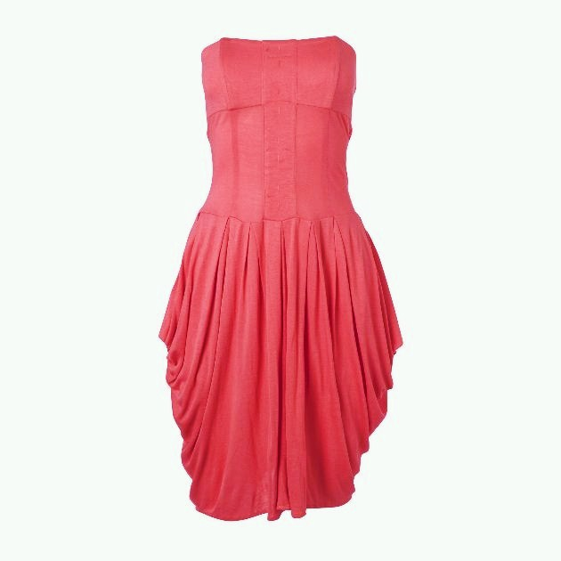 6 | Κοραλλί φόρεμα Traffic People
