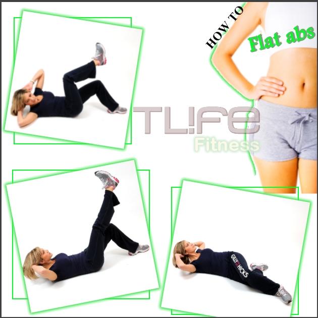 1 | Fitness Crunches! Συγκεντρώσαμε όλους τους συνδυασμούς για επίπεδη κοιλιά...