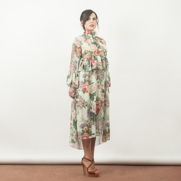 4 | To floral dress