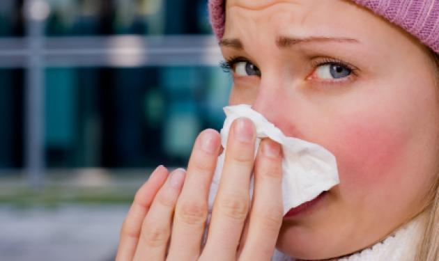 Έτσι κολλάμε τον ιό της γρίπης! | tlife.gr