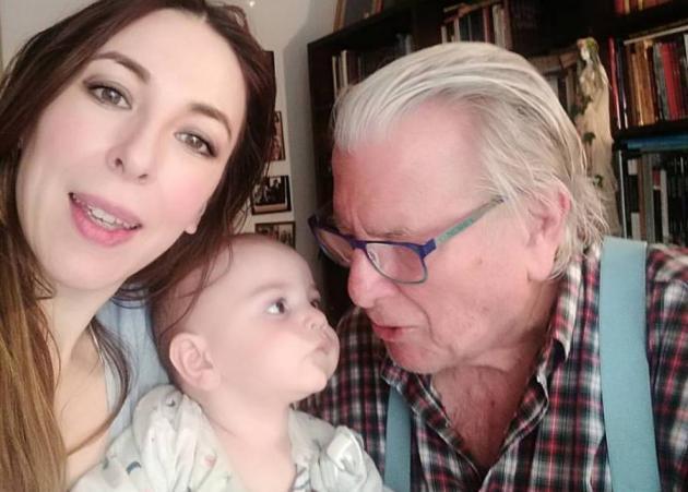 Κώστας Βουτσάς – Αλίκη Κατσαβού: Όλες οι λεπτομέρειες για τη βάφτιση του γιου τους! [pics] | tlife.gr