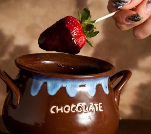 Fondue σοκολάτας! | tlife.gr