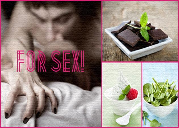FOOD FOR SEX! Ποιες τροφές ενισχύουν τη σεξουαλική επιθυμία και απόλαυση