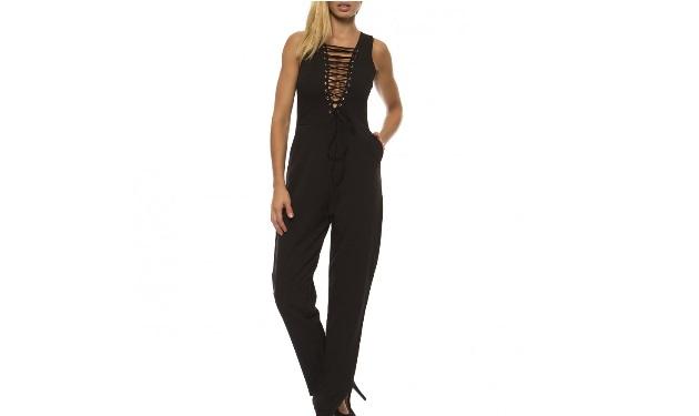 Η μαύρη ολόσωμη φόρμα που θα σε κάνει να εντυπωσιάσεις! | tlife.gr