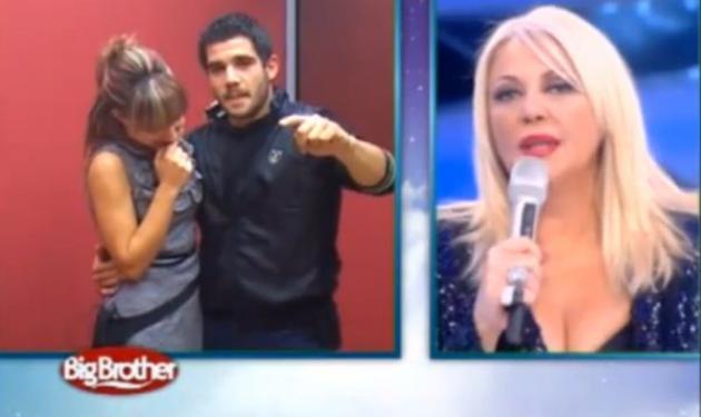 Πρόταση γάμου στο Big Brother! Κουμπάρα η Ρούλα Κορομηλά… | tlife.gr