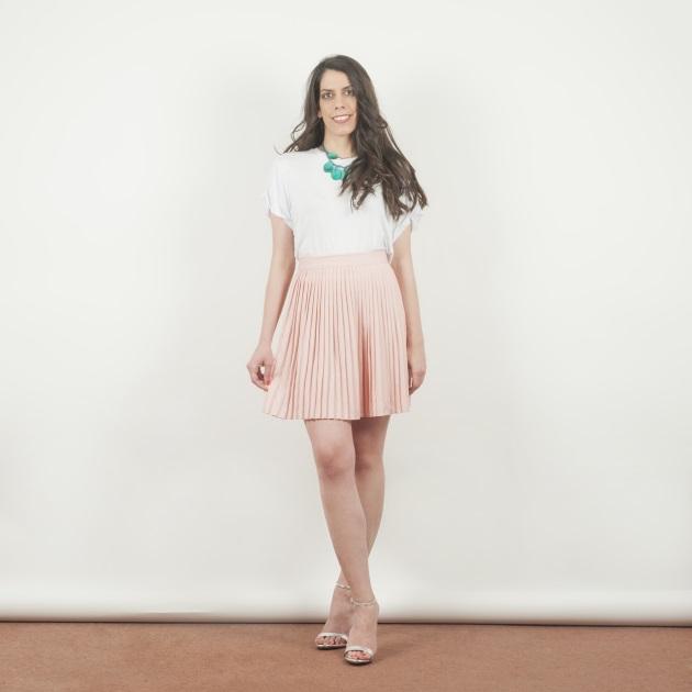 4   H mini φούστα