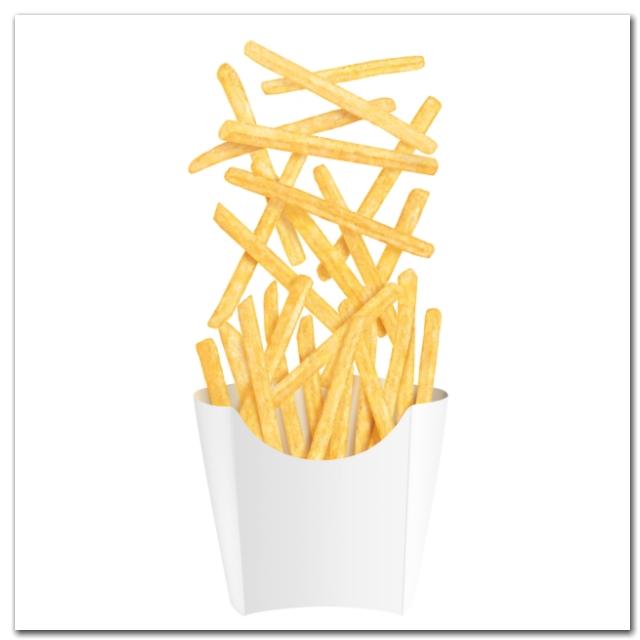 Μυστικά για να μειώσεις το ακρυλαμίδιο από τις τηγανητές πατάτες… | tlife.gr