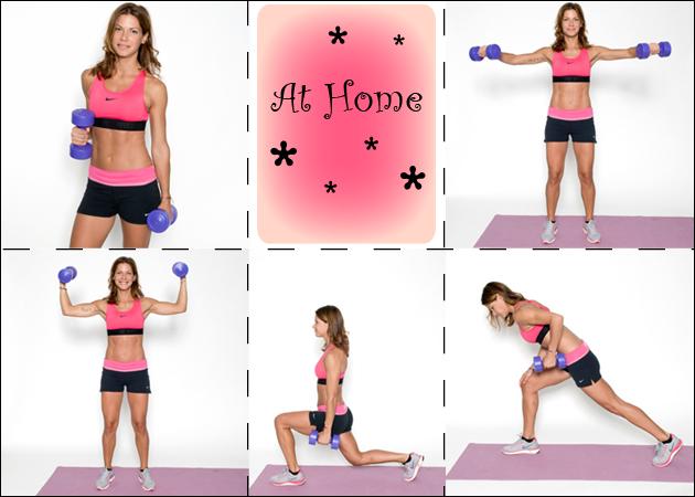 Full Body Workout! Ένα πρόγραμμα 30′ λεπτών με ασκήσεις για όλο το σώμα… | tlife.gr
