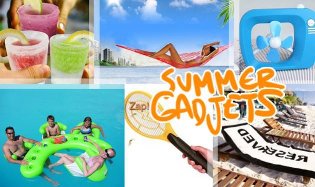 Τα πιο cool gadgets του φετινού καλοκαιριού! Δες τι πρέπει να έχεις μαζί σου στις φετινές διακοπές | tlife.gr