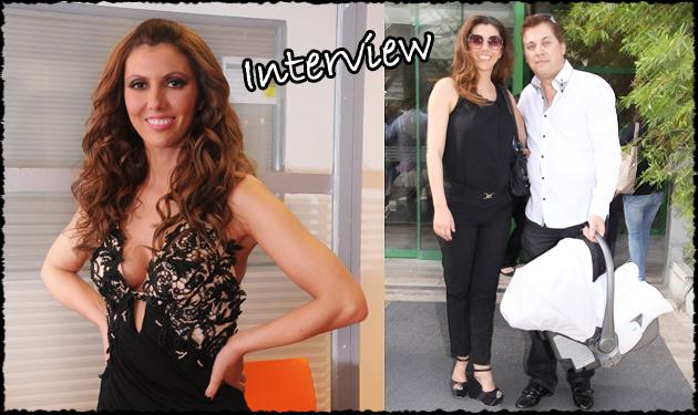 Γκ. Βελίκοβα: Η πρώτη συνέντευξη μετά τη γέννηση της κόρης της και η προετοιμασία για το Dancing! | tlife.gr