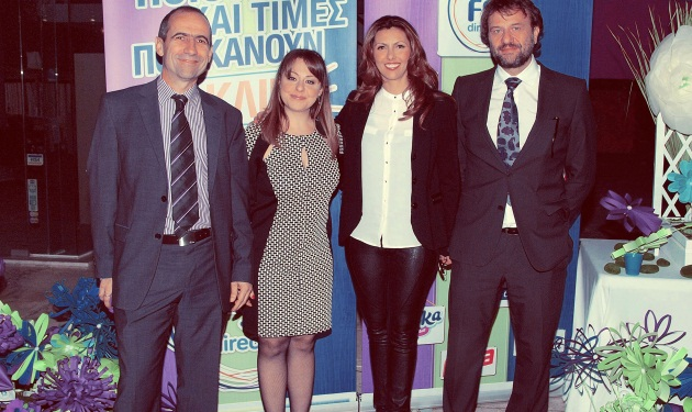 Γκ. Βελίκοβα: Στα εγκαίνια καταστήματος στο Χαλάνδρι! | tlife.gr