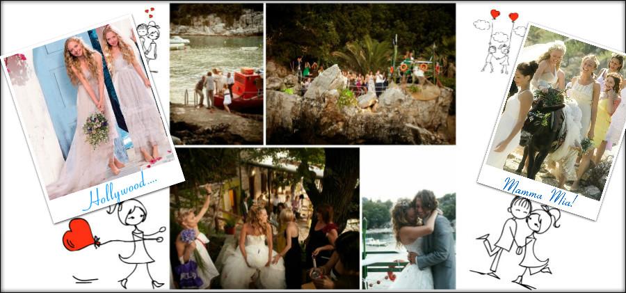 Tη μόδα των γάμων στο Youtube την ξέρεις… Για τους αλά Mamma Mia γάμους στην Ελλάδα γνωρίζεις; | tlife.gr