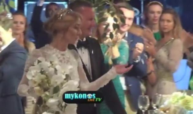Χλιδάτος γάμος στη Μύκονο για ζευγάρι Ρώσων! Οι παράξενες απαιτήσεις και η καλλονή με το βιολί