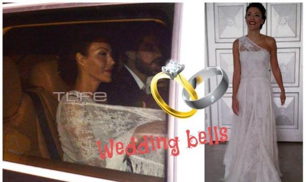 Σίσσυ Φειδά – Γιώργος Ανδρίτσος: Ο γάμος τους στη Μύκονο! Φωτογραφίες