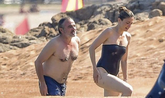 Ζιλί Γκαγιέ: Η αγαπημένη του Φρανσουά Ολάντ σε τρυφερά τετ α τετ με άλλον άντρα! | tlife.gr