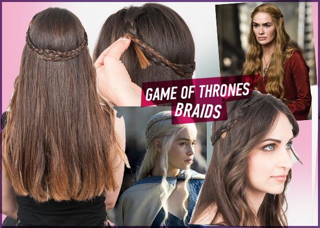 Πώς να κάνεις εύκολα τις πλεξίδες του Game of Thrones! | tlife.gr