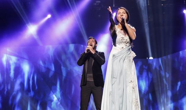 Eurovision 2013: 25η εμφανίστηκε η Γεωργία στον τελικό!