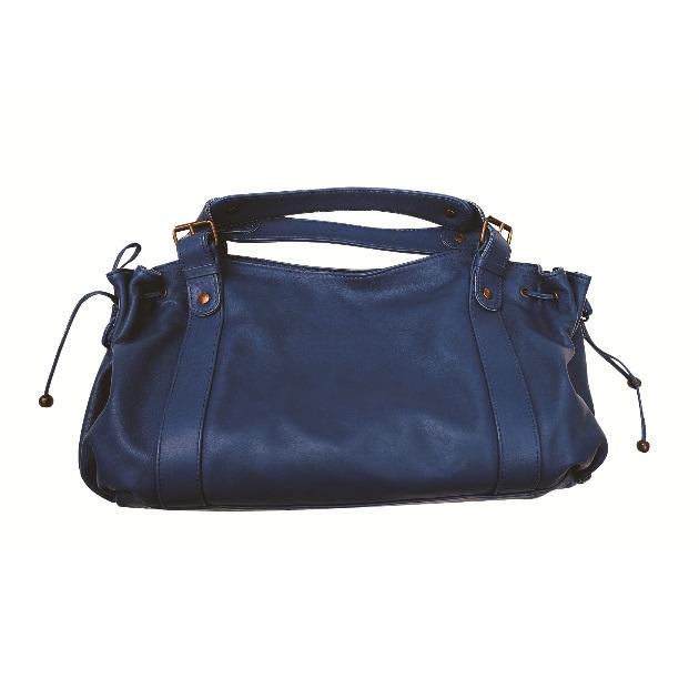 8 | Μπλε δερμάτινη τσάντα Gerard Darel