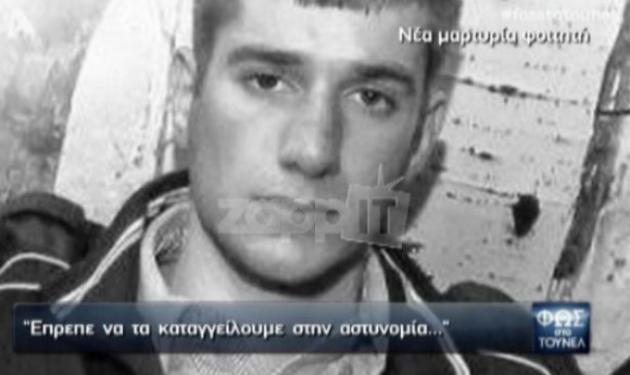 """Βαγγέλης Γιακουμάκης – μαρτυρία που σοκάρει: """"Άκουσα Κρητικό που έλεγε """"πήρες το μέσον σου τηλέφωνο;"""""""