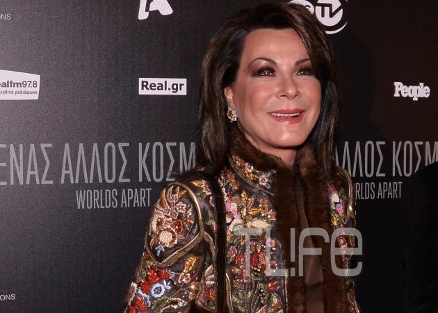 Γιάννα Αγγελοπούλου: Με chic casual look σε κοσμική εμφάνιση μετά από καιρό! | tlife.gr