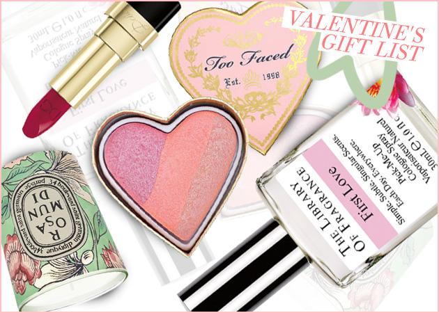 Οι 13 τελειότερες beauty αγορές για του Αγίου Βαλεντίνου! | tlife.gr