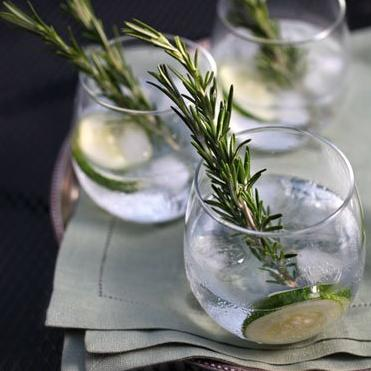 Gin and Tonic με αγγούρι