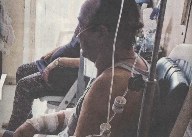 Συγκλόνισε η είδηση για τον καρκίνο του Γιώργου Βασιλείου – Όλες οι εξελίξεις στην υγεία του | tlife.gr
