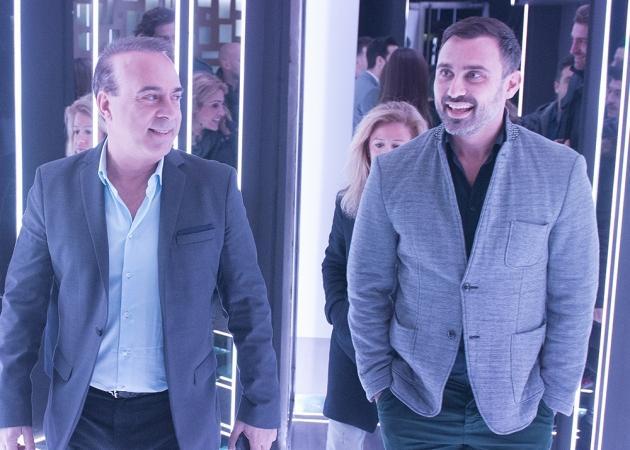 Οι celebrities στο πάρτυ για την γιορτή του Γιάννη Καζανίδη! Φωτογραφίες