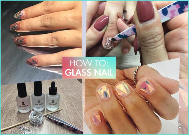Glass nail! Πώς να κάνεις σήμερα την τάση στα νύχια που όλες θα συζητάνε αύριο!