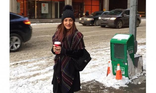 Γωγώ Φαρμάκη: Με τον σύζυγό της στον Καναδά! Τι μήνυμα αγάπης του στέλνει! Φωτογραφίες