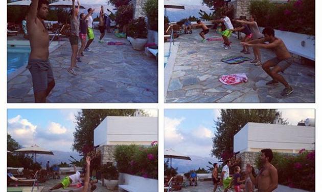 Pierre Gourdain – Christina Gourdain: Τα εγγόνια του Μητσοτάκη αυτοαποκαλούνται The Greek Kardashians! | tlife.gr