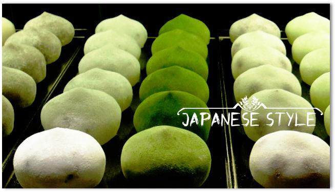 Παγωτό βανίλια τυλιγμένο σε γιαπωνέζικο μότσι