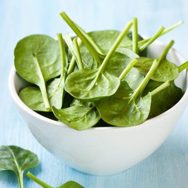 6 | Πράσινα φυλλώδη λαχανικά
