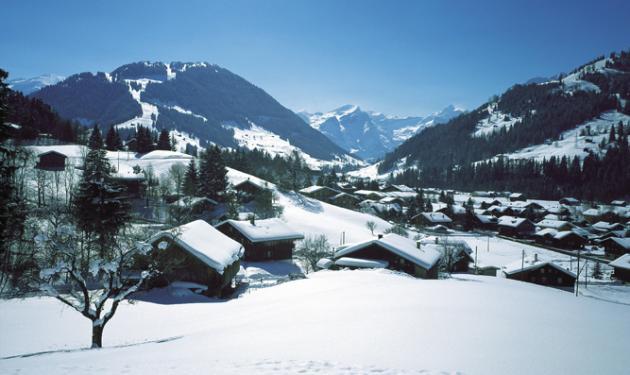 Πρωτοχρονιές στα χιονισμένα σαλέ των ισχυρών στις Άλπεις! | tlife.gr